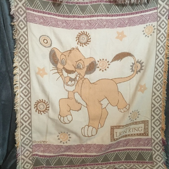 Disney's the Lion King blanket